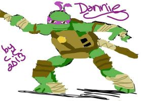 Donnie by ScoopGirl