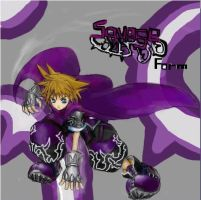 Savage Form- Sora's Drive by ironsonic