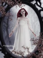 Death Wears White by michelle--renee