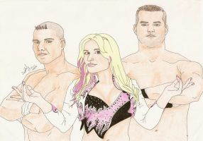 The Hart Dynasty by Crystal-Cat