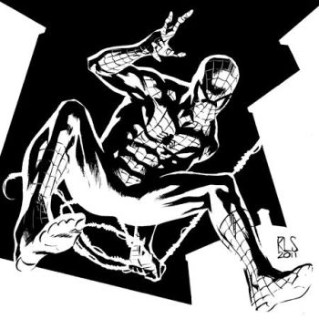 Spider Jumps - 6 x 6 by ronsalas