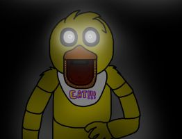 Five Nights at Freddys [Chica] by Wolfdomo