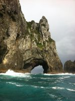 Hole in the Rock, Bay of Islands by BrendanR85
