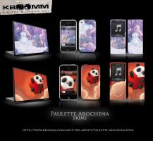 KBOOMM Skins NOW AVAILABLE by parochena