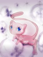 Mew bubbles by DiruLiCiouS