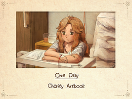 One Day Artbook (Preview) by Ekkoberry