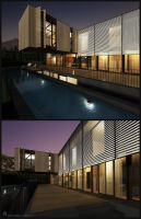 External Renderings by ev-one