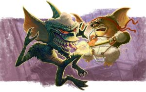 Gremlins by thurZ