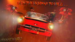 I'm on a Highway to Hell by ItsameWario48