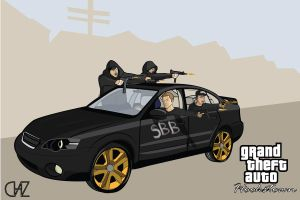 Grand Theft Auto: Hookstown by Lewiscdl