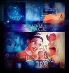 Tagwall l The Princess And The Frog by Asunaw