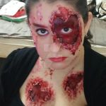 Happy Valentine's Day by J-SFX-Makeup