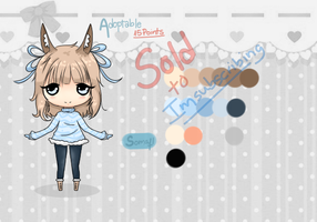 [ADOPTABLE] 15 POINTS - SOLD by Somichii