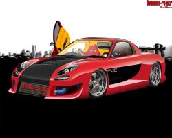 RX-7 for Classic-Club by Hemi-427