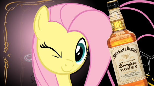 What Do Ponies Drink? - Fluttershy by WatchPonyDA