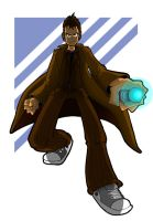 Tenth Doctor - Pose by Rootay
