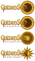 Simplified Golden Sun Titles by NoNamePaperArchive