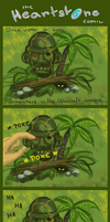 The Hearthstone Comic by Nesmeri