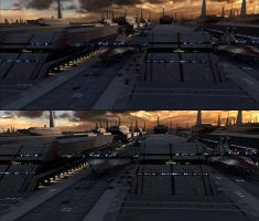 Star Destroyer Project by AggeIw