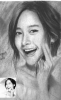 Yoona with inisfree by Thesadsteven