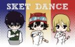 SKET DANCE by gr8zh