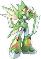 Scyther  - (Fusion) - X by V-a-a-N