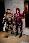 Mass Effect 3: Shepards Camo Style by VariaK