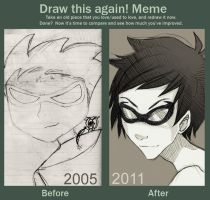 Draw This Again Meme by WillowLightfoot
