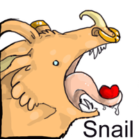 SNAILLOVEICON by Anarchpeace
