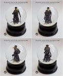 : PLAGUE DOCTOR SNOWGLOBE : by BastardPrince
