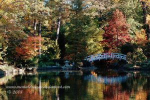 Duke Gardens Changing by mentaldragon