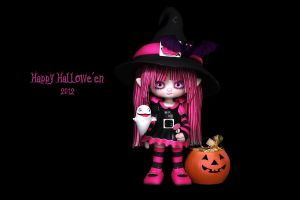 Happy Hallowe'en 2012 by Dani3D