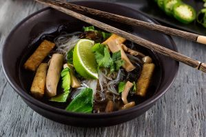 Vegetarian Pho by jezebel