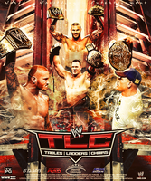 WWE TLC .. 2013 .. Poster by MhMd-Batista