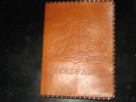 Journal Cover by FattDaddyLeather