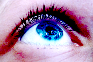 My Eye3 by softmist93
