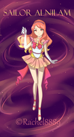 Orion Senshi: Sailor Alnilam by Rachel8889
