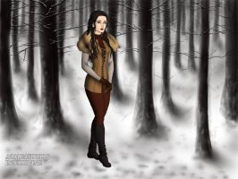 OUAT Snow White by TFfan234