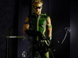 Smallville Green Arrow Oliver by honestgeorge