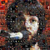 Paul McCartney - Mosaic by Cornejo-Sanchez