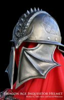 Dragon Age Inquisition Helmet (Inquisitor) by aelice