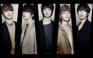 the shinee by ShiawaseMichi
