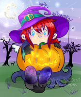 Happy Halloween by Ch4rm3d