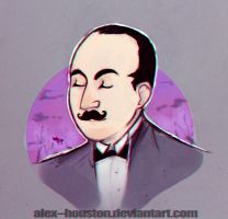Poirot :3 by Alex--Houston