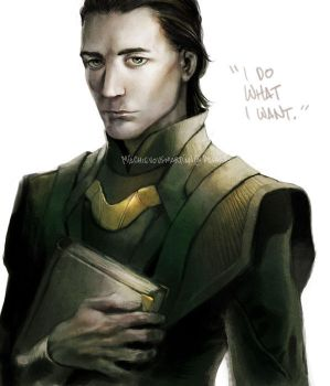 FyeahLoki by MischievousMartian