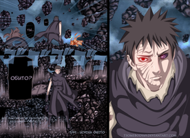 The real face of Tobi by iAwessome