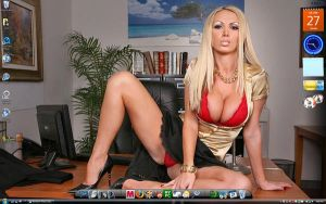 windows nikki benz wallpaper by bigrobb