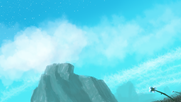 Windy Hills by wesai