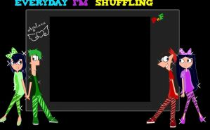 Everyday i'm shuffling by agelana