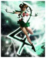 Sailor Jupiter by Nataly-G